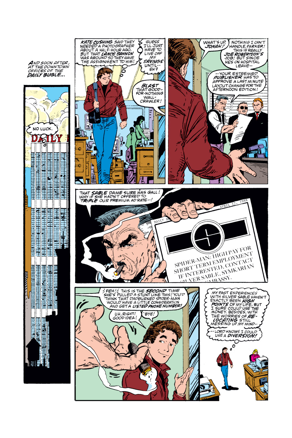 The Amazing Spider-Man (1963) 303 Page 7