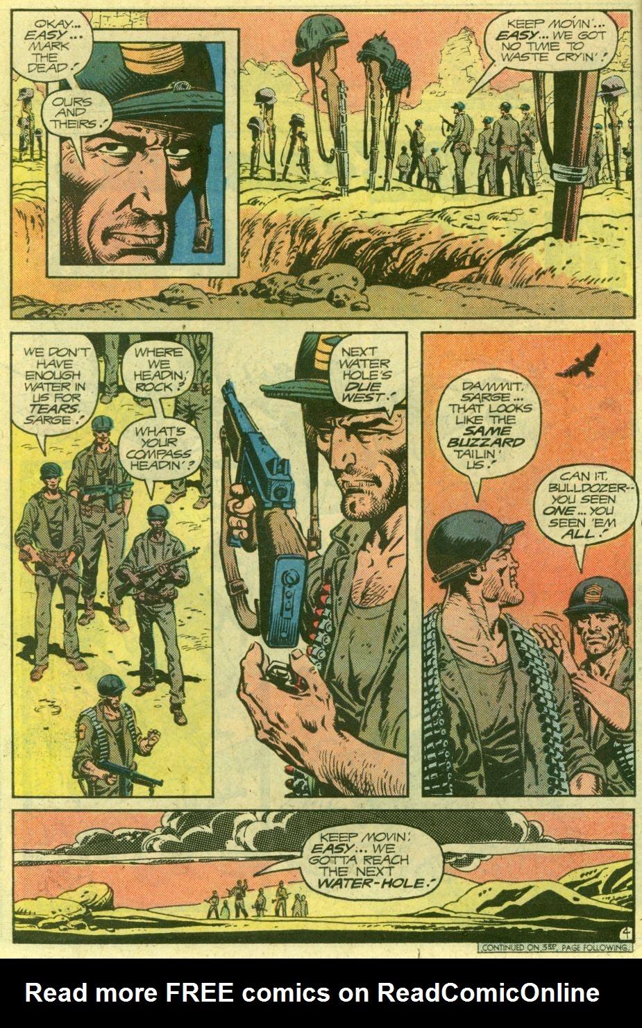 Read online Sgt. Rock comic -  Issue #335 - 7