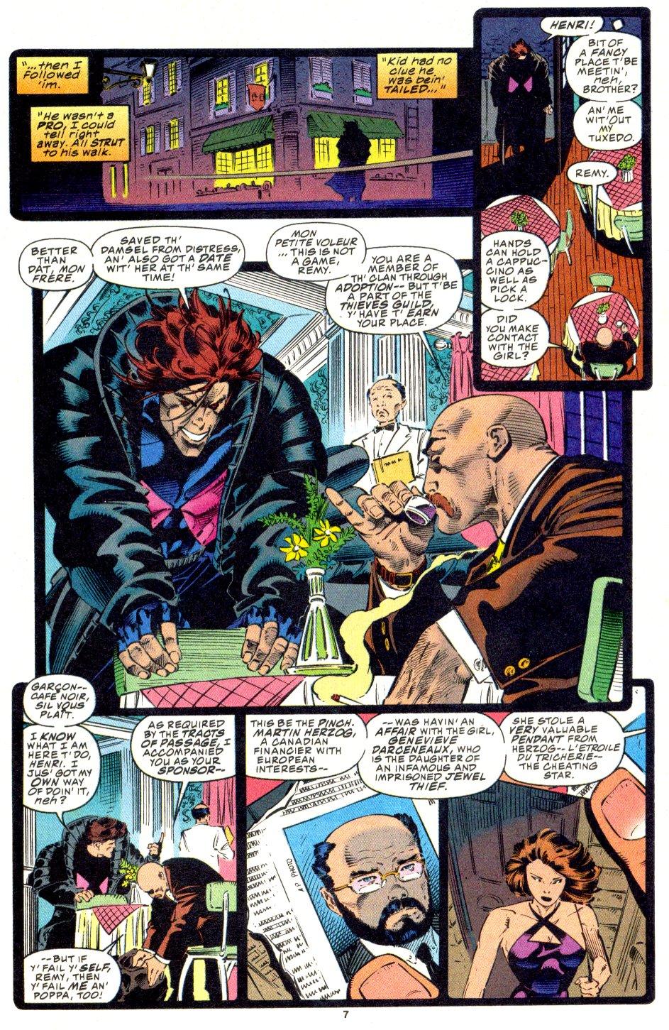 X-Men (1991) 33 Page 7
