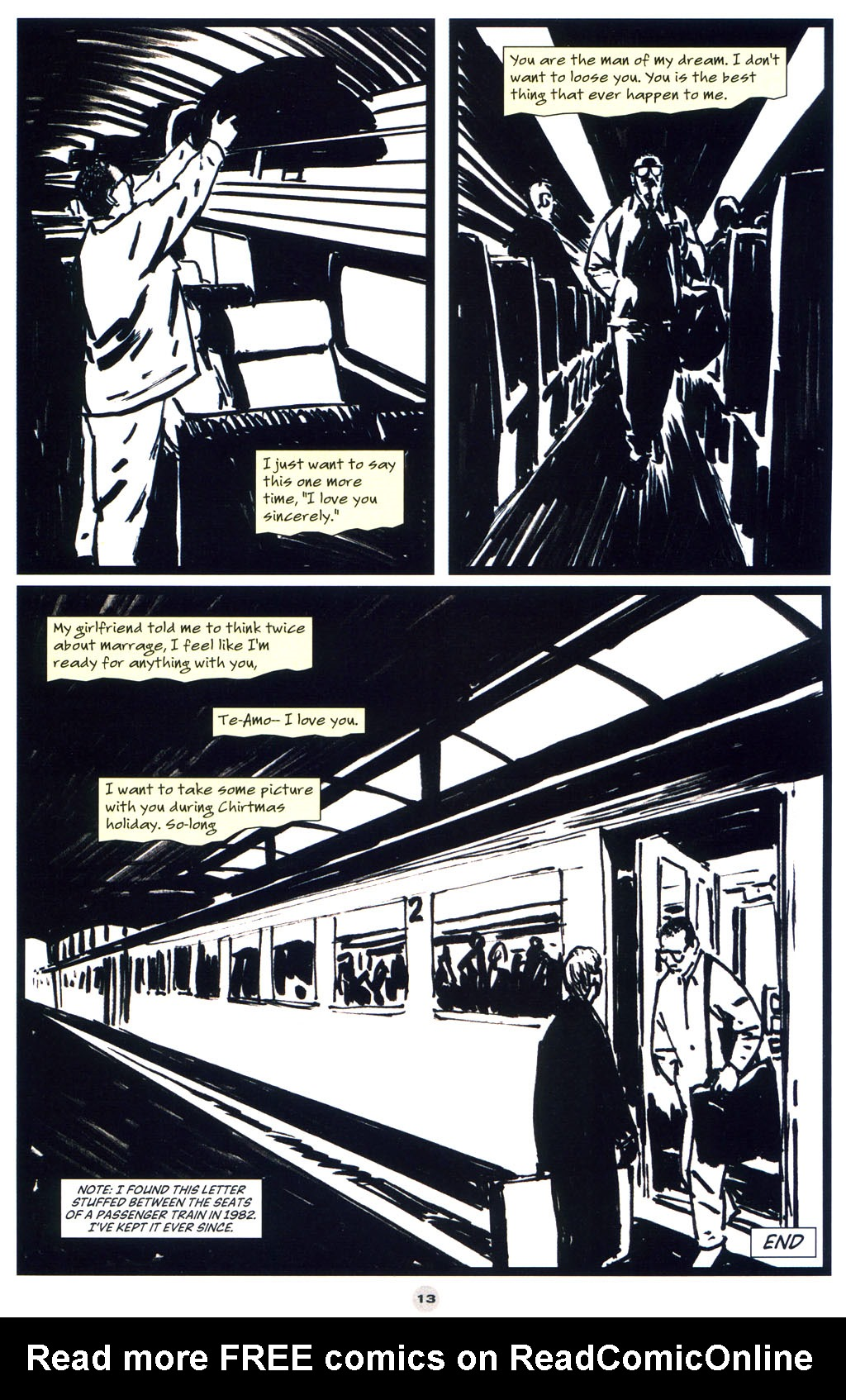 Read online Solo (2004) comic -  Issue #9 - 14