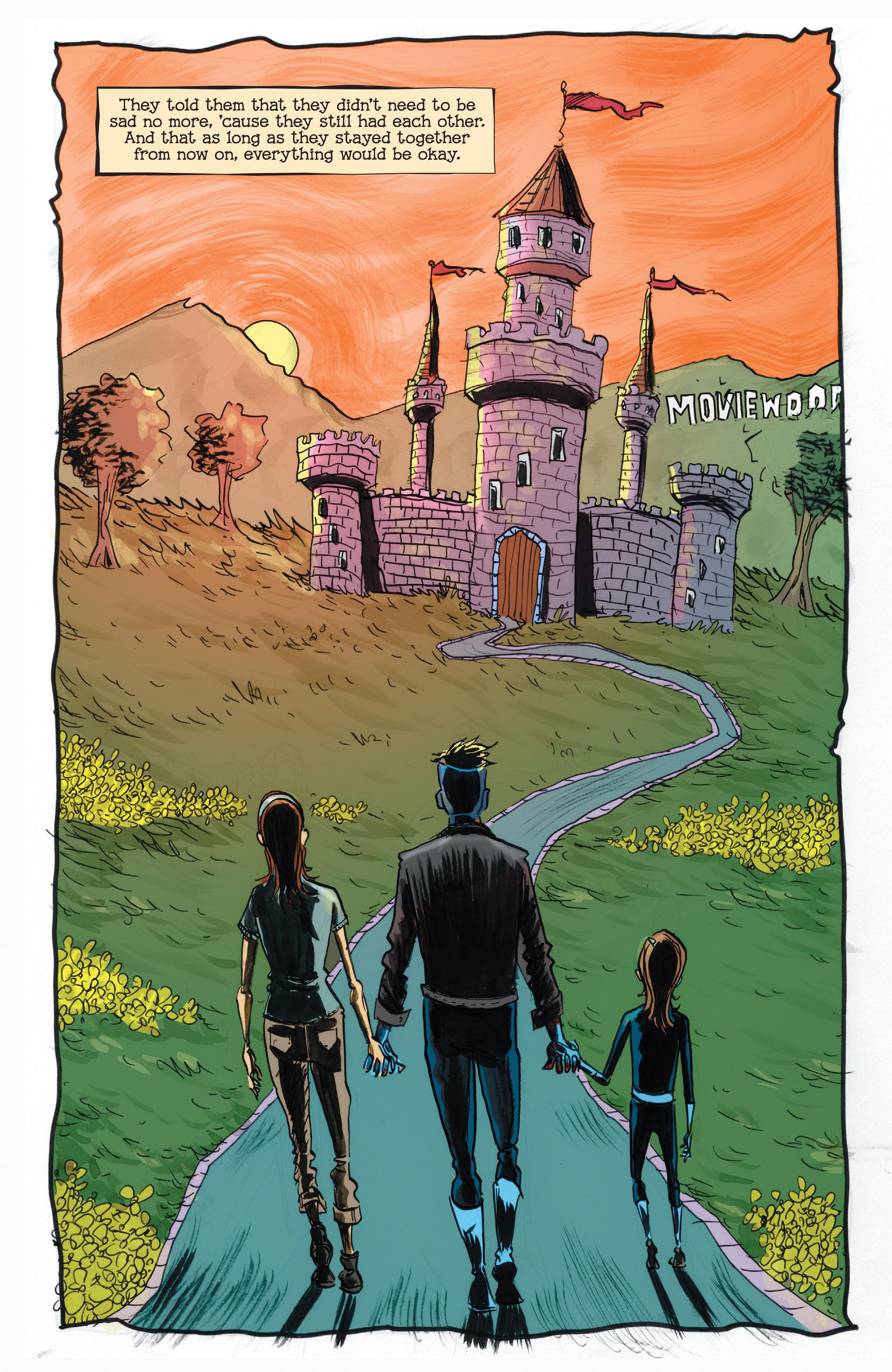 Read online Animal Man (2011) comic -  Issue #29 - 16