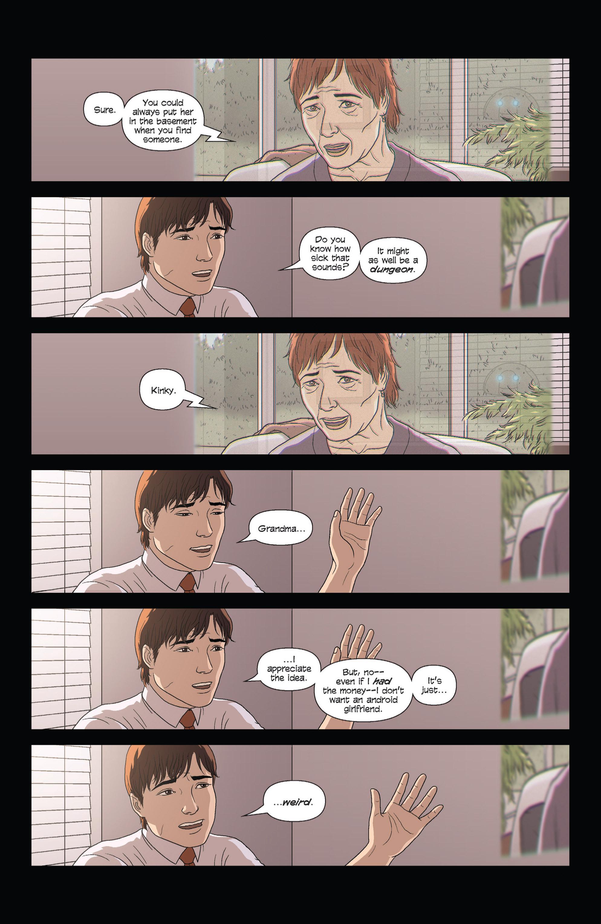 Read online Alex   Ada comic -  Issue #1 - 15