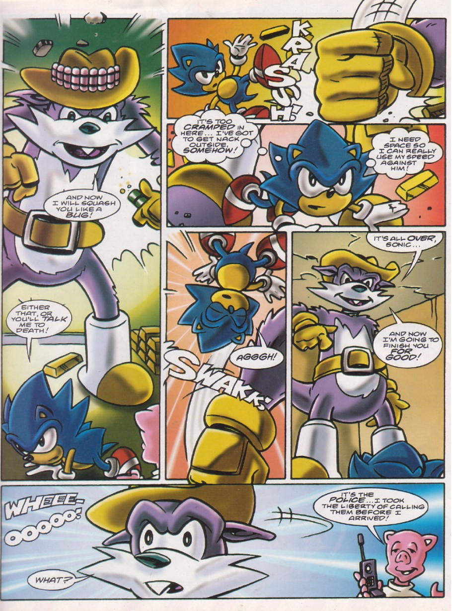 Read online Sonic the Comic comic -  Issue #142 - 7