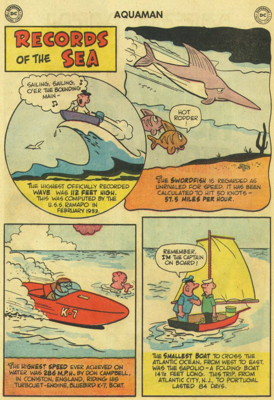 Read online Aquaman (1962) comic -  Issue #9 - 12