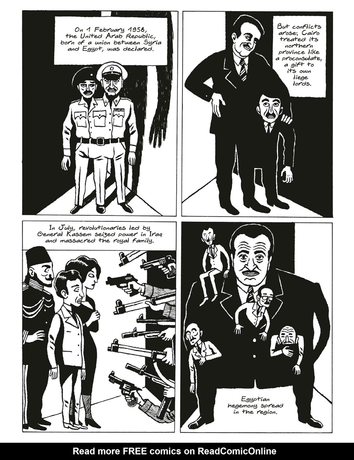 Best of Enemies: A History of US and Middle East Relations issue TPB_2 - Page 9