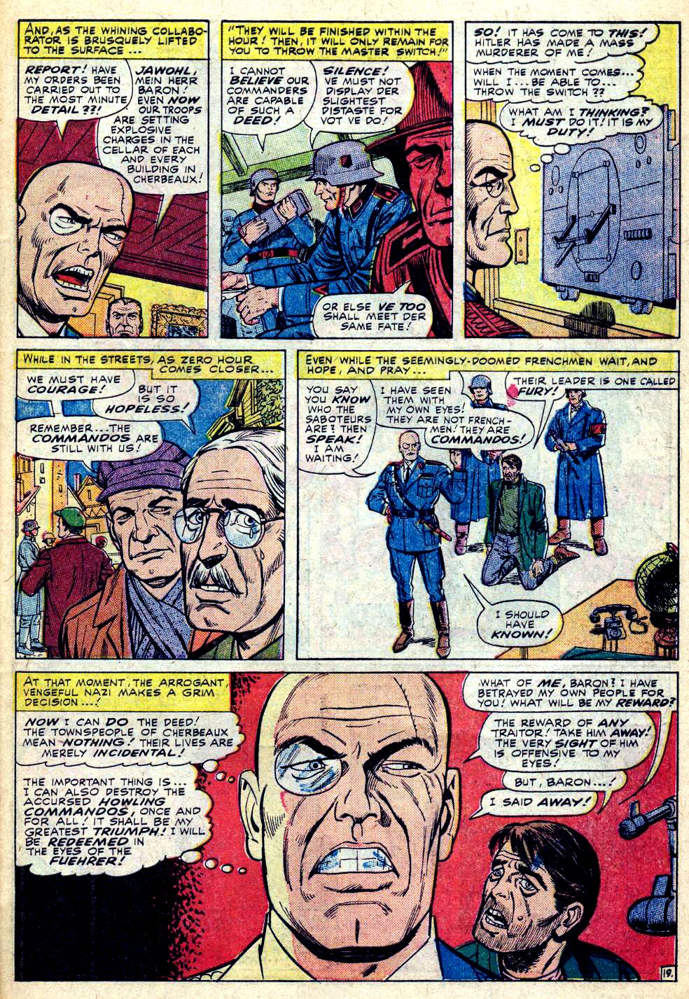 Read online Sgt. Fury comic -  Issue #28 - 27