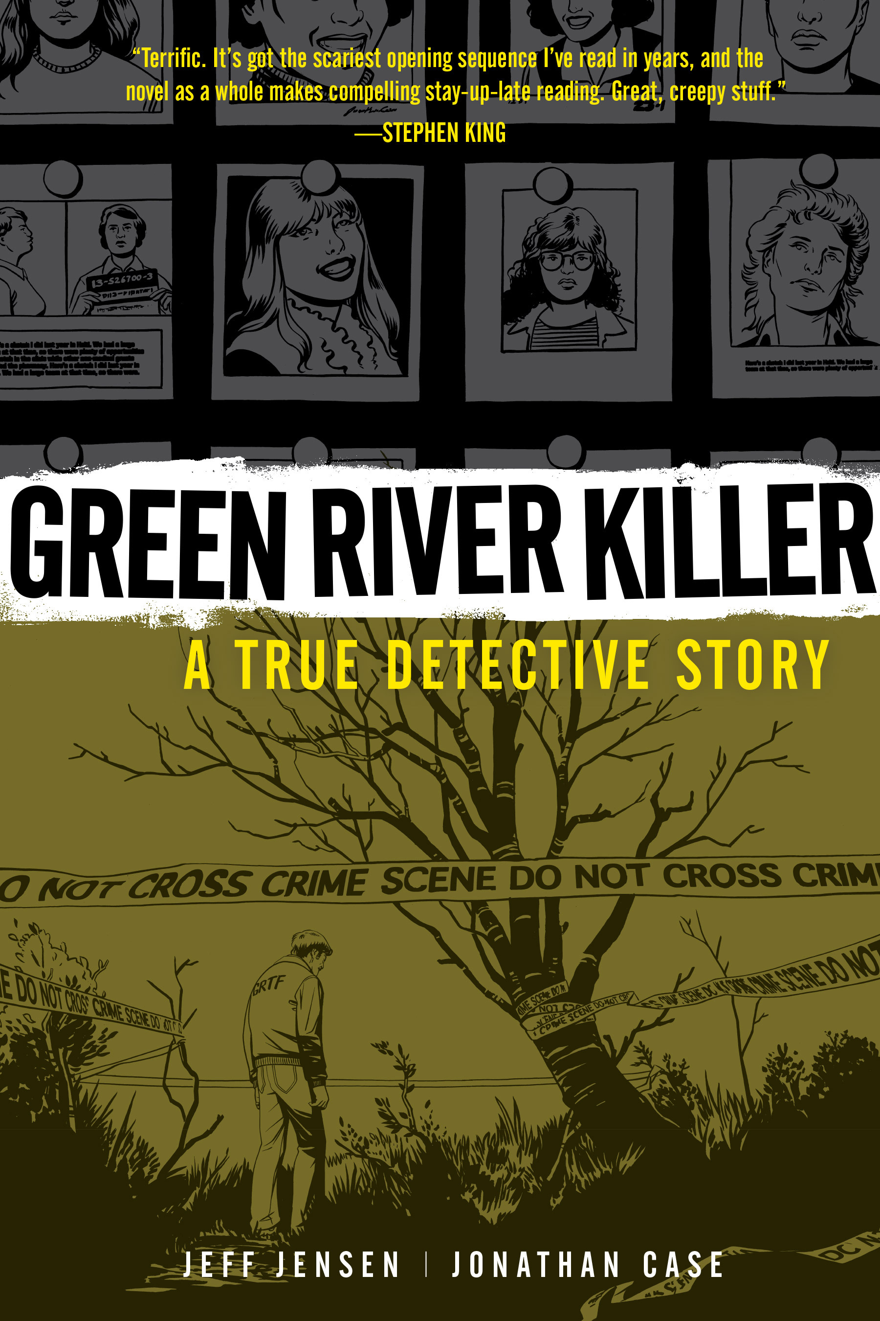 Read online Green River Killer: A True Detective Story comic -  Issue # TPB - 1
