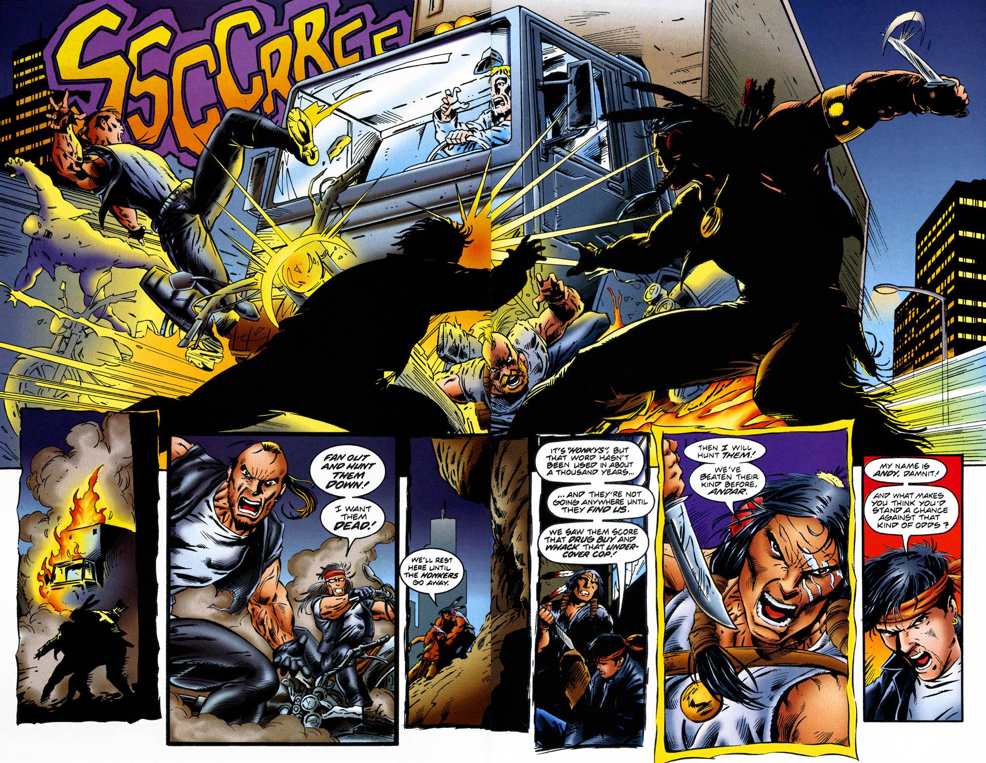 Read online Turok, Dinosaur Hunter (1993) comic -  Issue #43 - 6