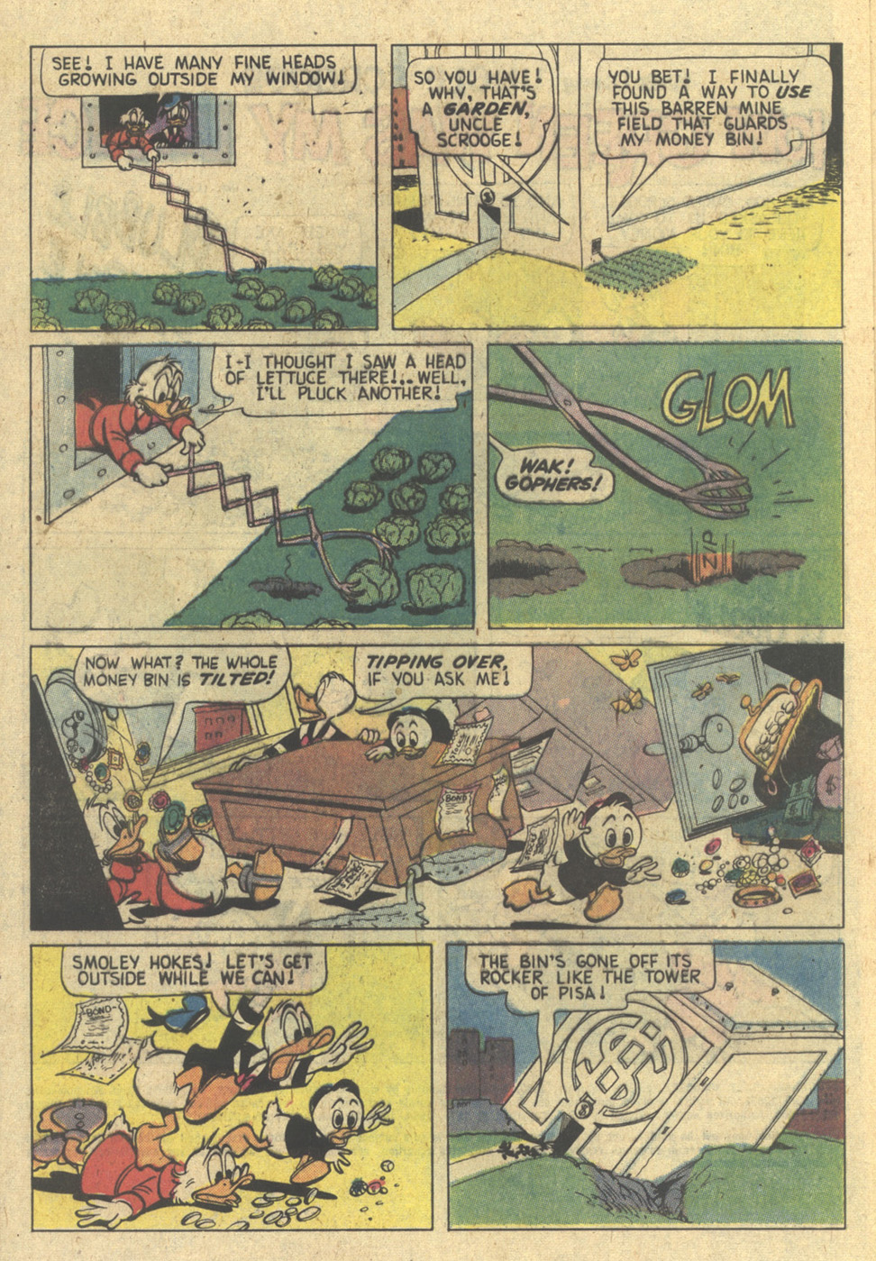 Read online Uncle Scrooge (1953) comic -  Issue #173 - 4