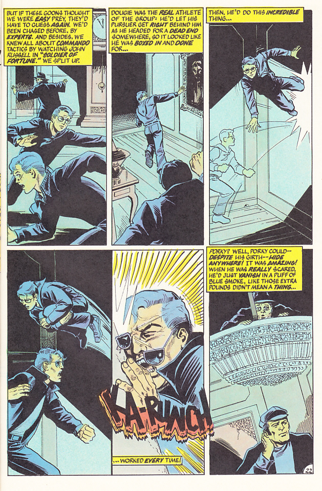 Read online Twisted Tales (1987) comic -  Issue # Full - 25