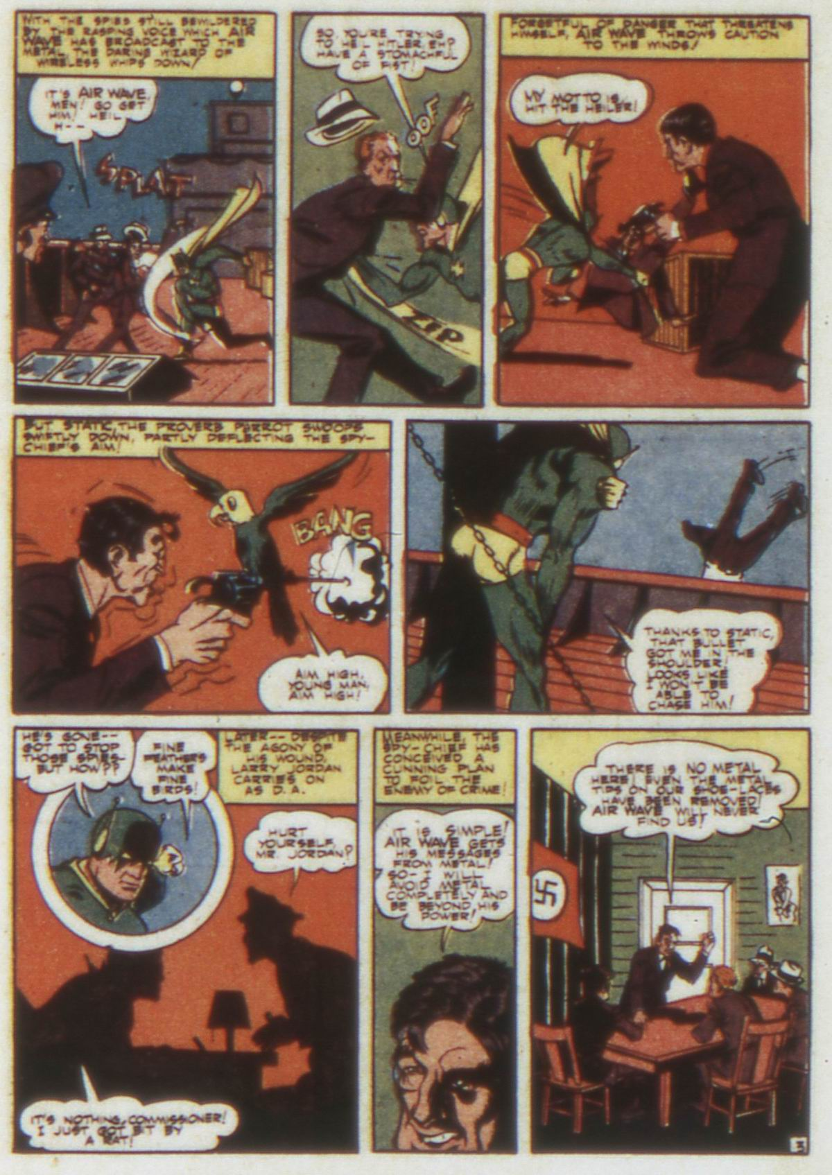 Read online Detective Comics (1937) comic -  Issue #74 - 52