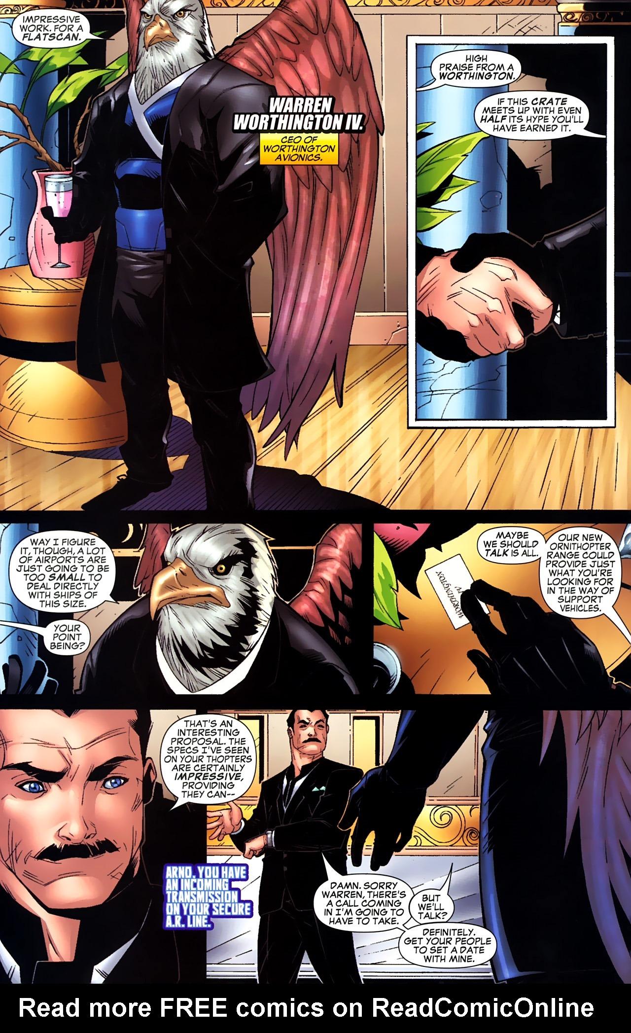 Read online Astonishing Tales (2009) comic -  Issue #2 - 14