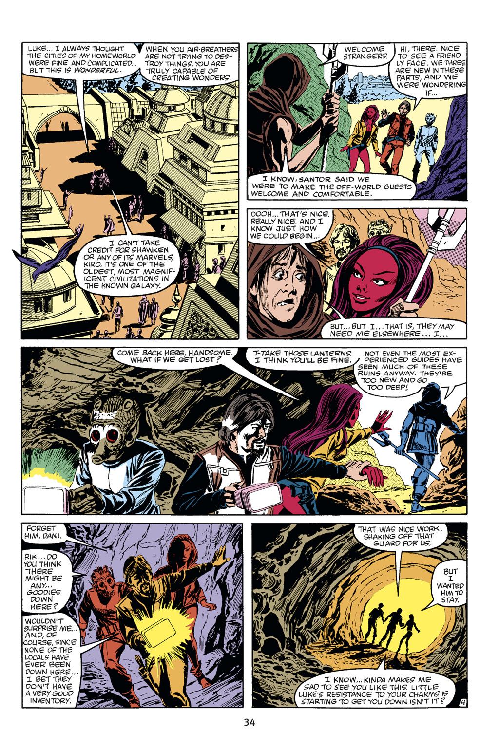 Read online Star Wars Omnibus comic -  Issue # Vol. 21 - 32