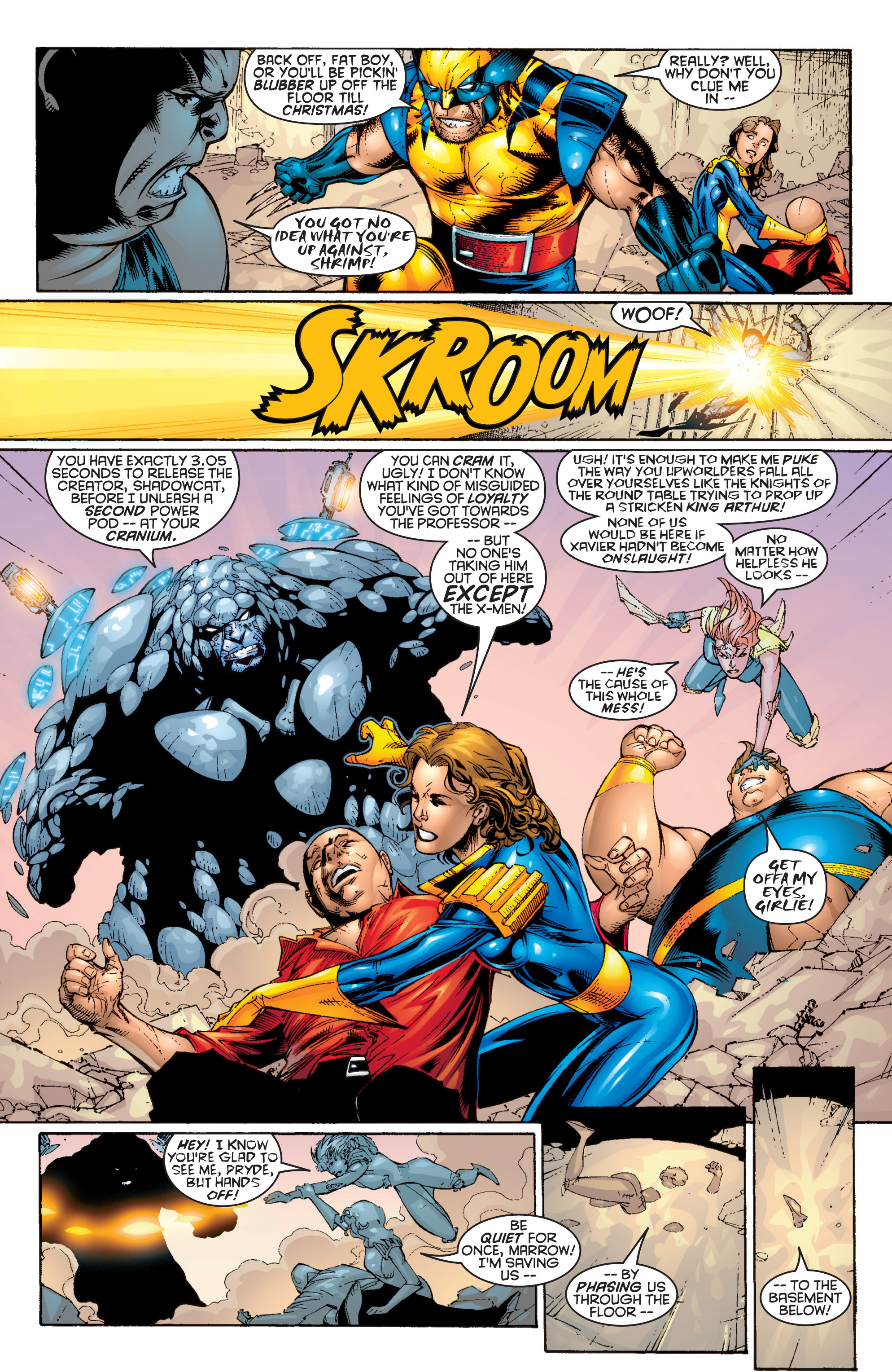 Read online Uncanny X-Men (1963) comic -  Issue #364 - 12