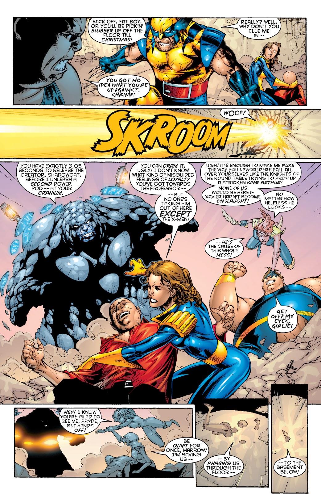 Uncanny X-Men (1963) issue 364 - Page 12