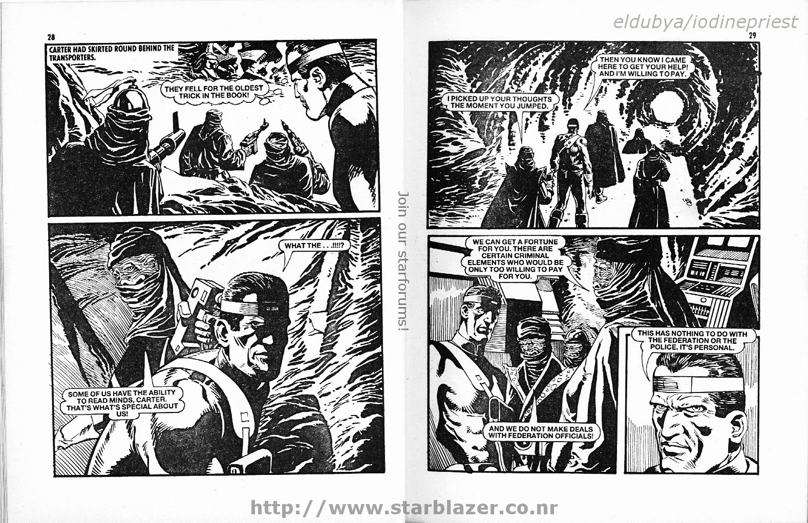 Starblazer issue 215 - Page 16
