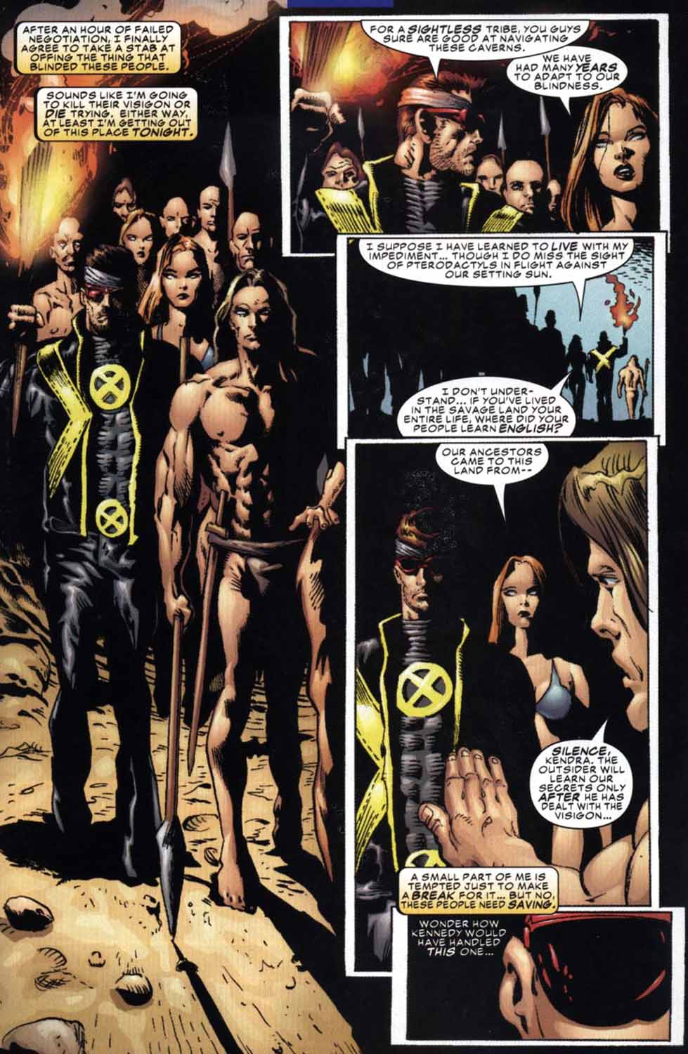 Read online Cyclops (2001) comic -  Issue #3 - 13