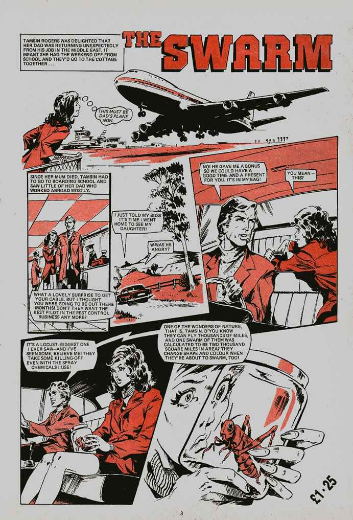 Read online Misty comic -  Issue # _Annual 1979 - 3