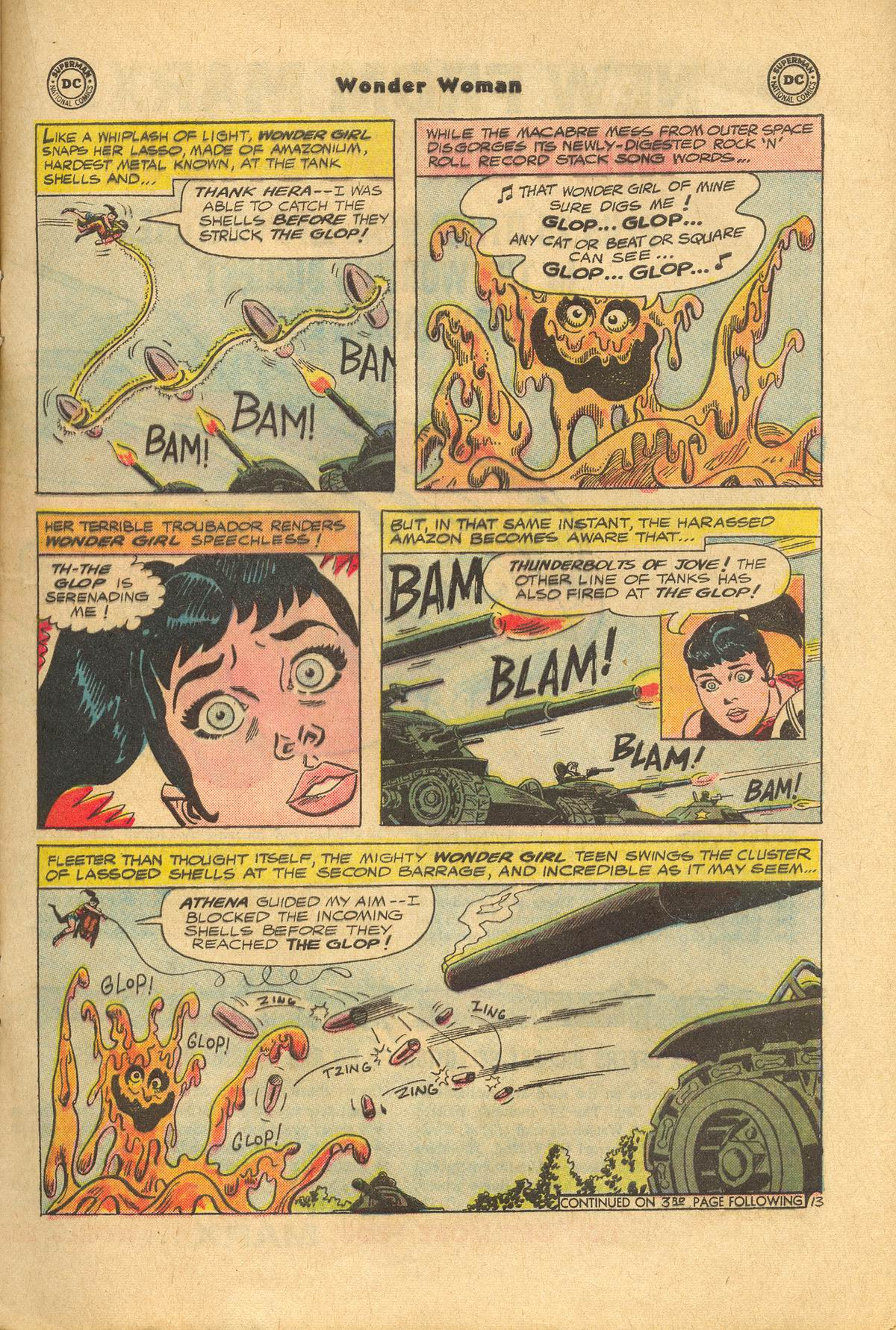 Read online Wonder Woman (1942) comic -  Issue #151 - 17