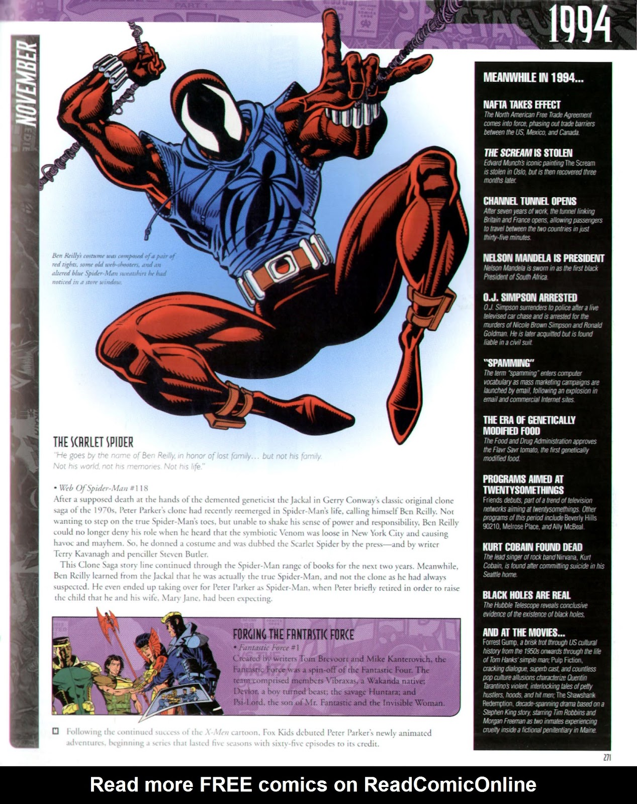Read online Marvel Chronicle comic -  Issue # TPB (Part 3) - 58