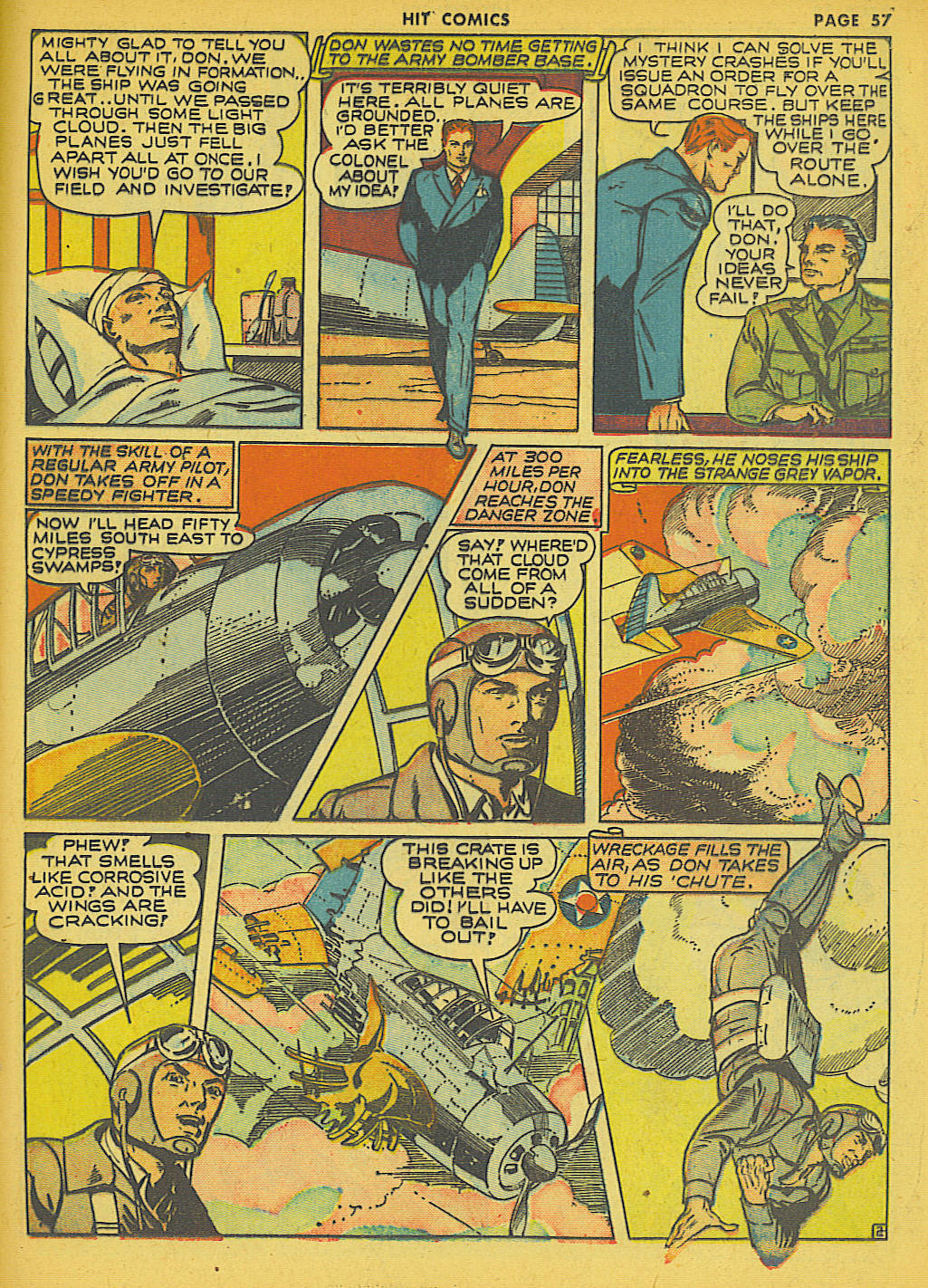 Read online Hit Comics comic -  Issue #21 - 59