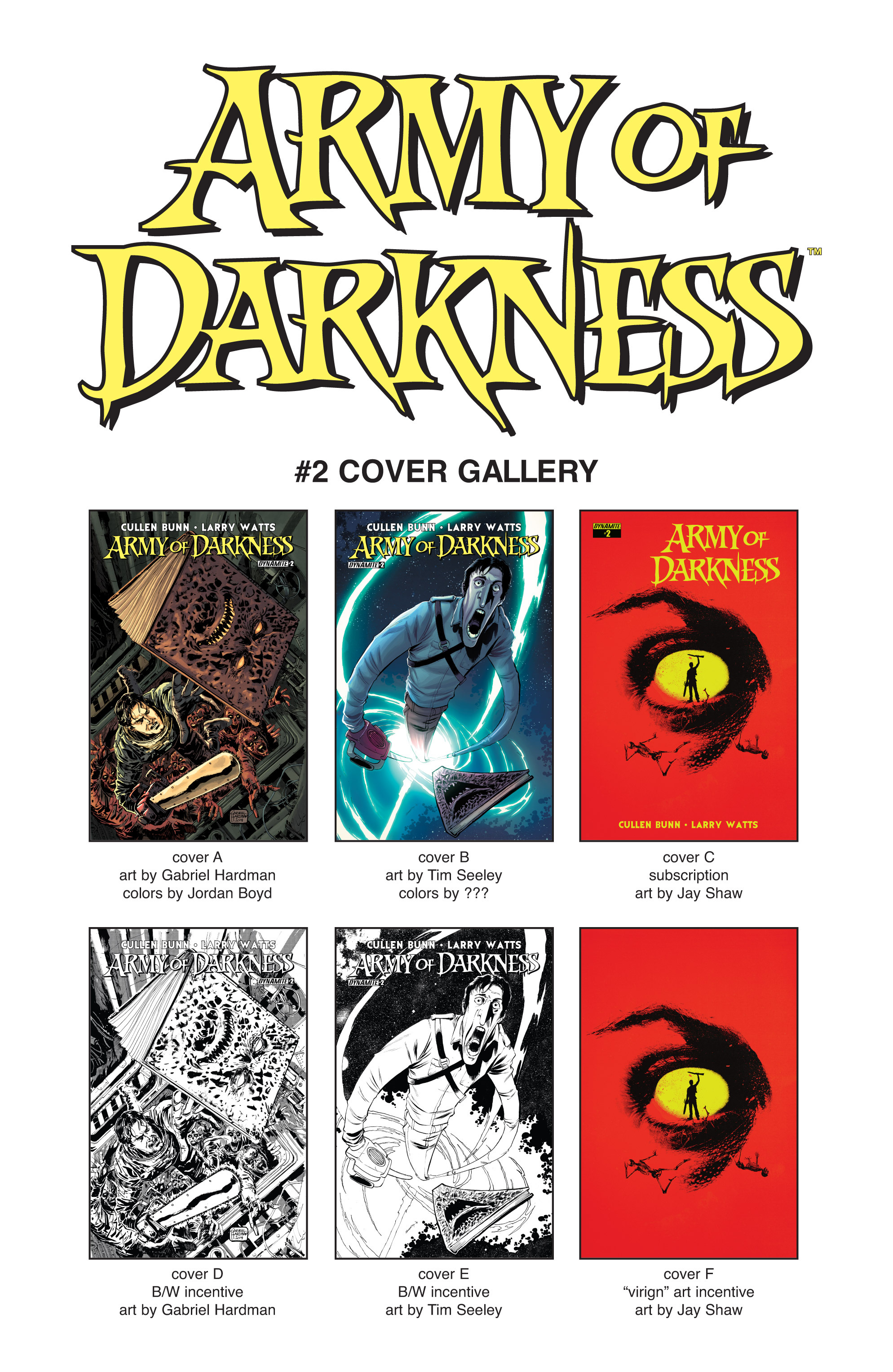 Read online Army of Darkness (2014) comic -  Issue #2 - 37