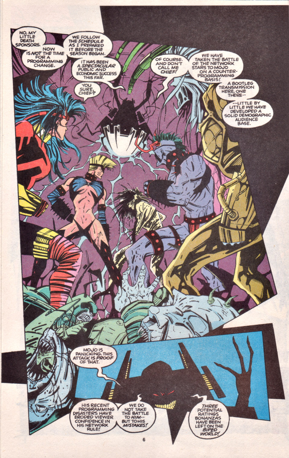 Read online Uncanny X-Men (1963) comic -  Issue # _Annual 16 - 5