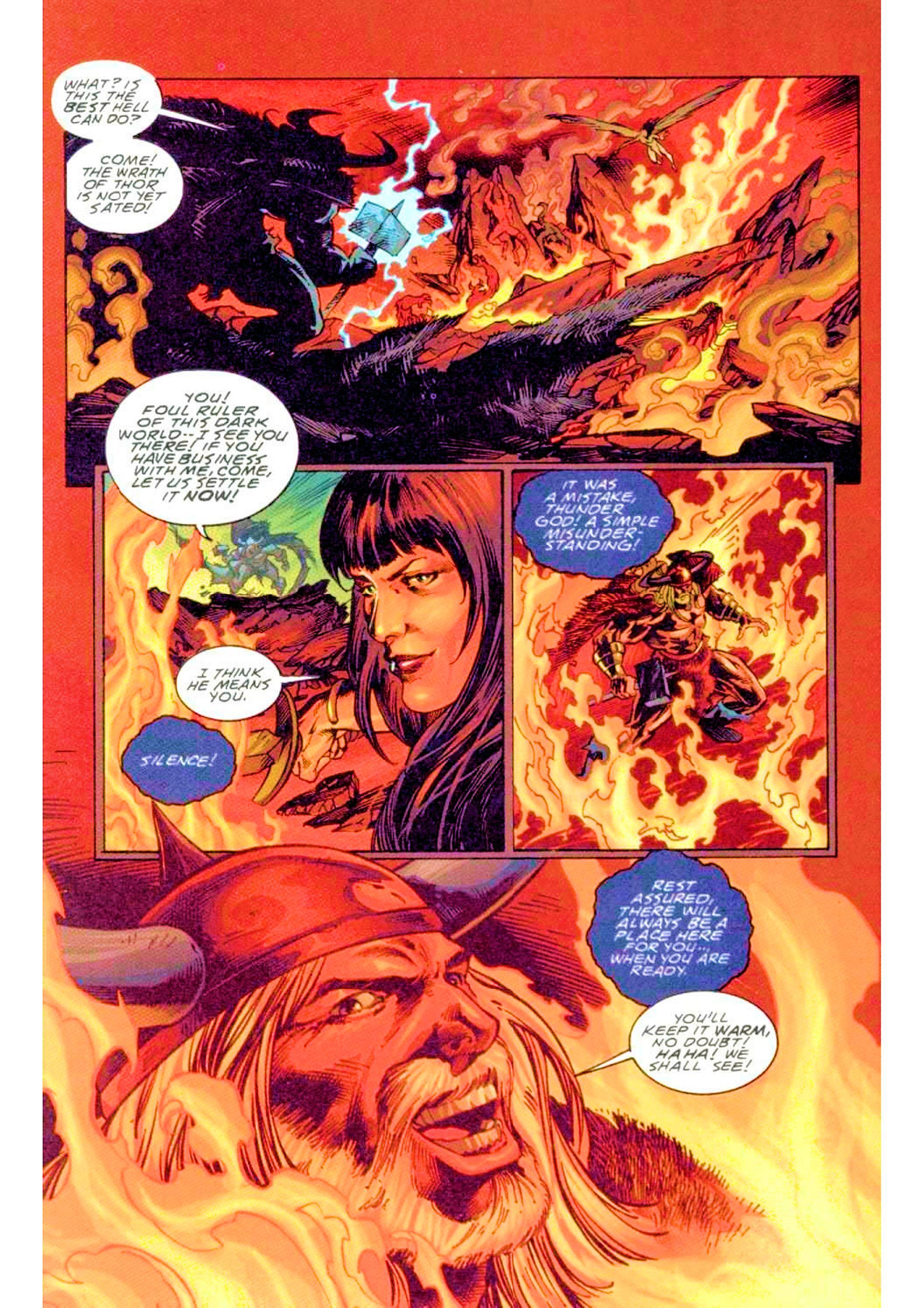 Read online Xena: Warrior Princess (1999) comic -  Issue #3 - 21