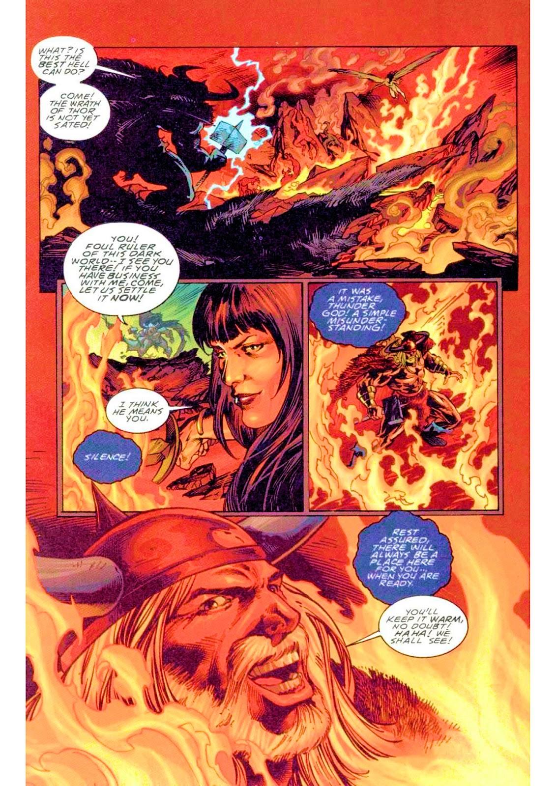 Xena: Warrior Princess (1999) Issue #3 #3 - English 21