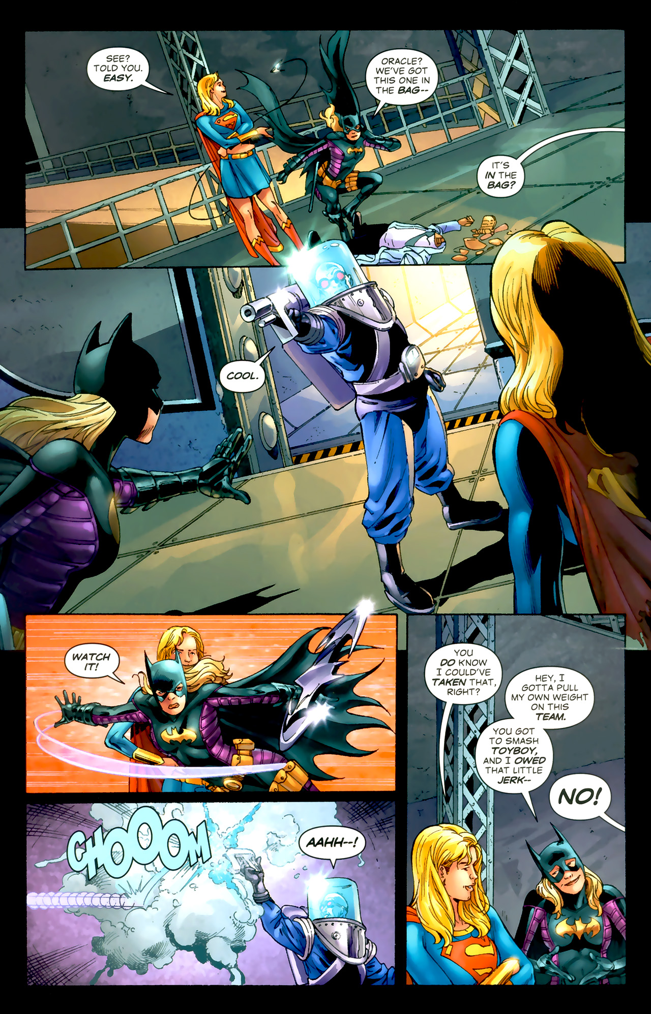 Read online World's Finest (2009) comic -  Issue #3 - 17