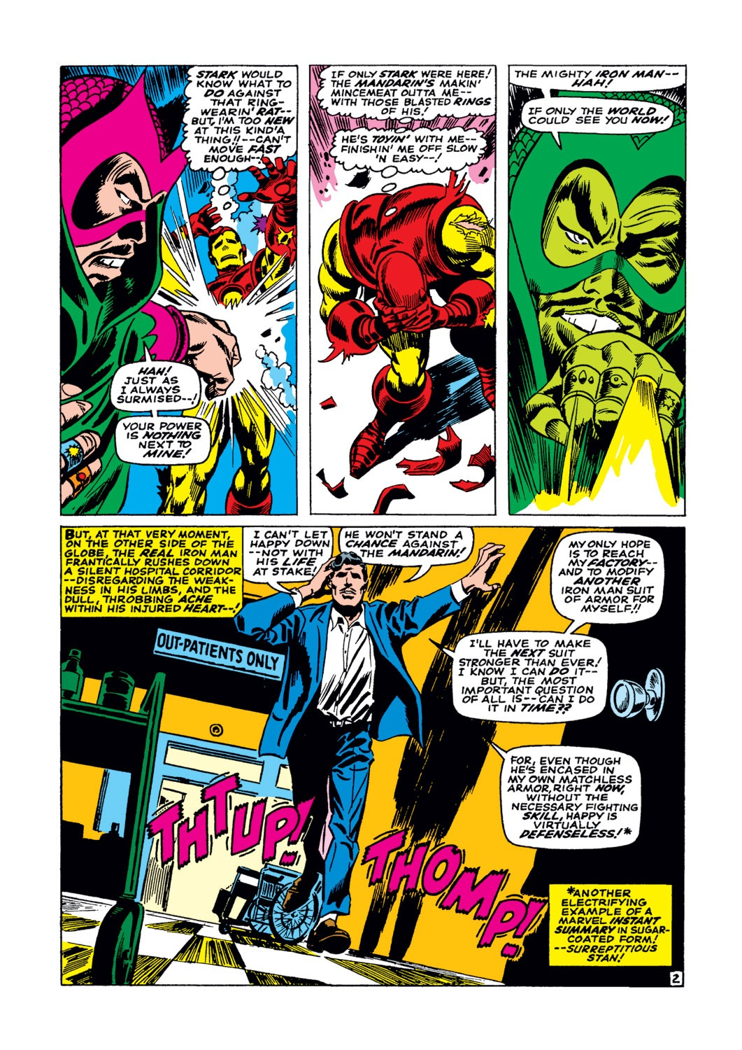 Tales of Suspense (1959) issue 85 - Page 3