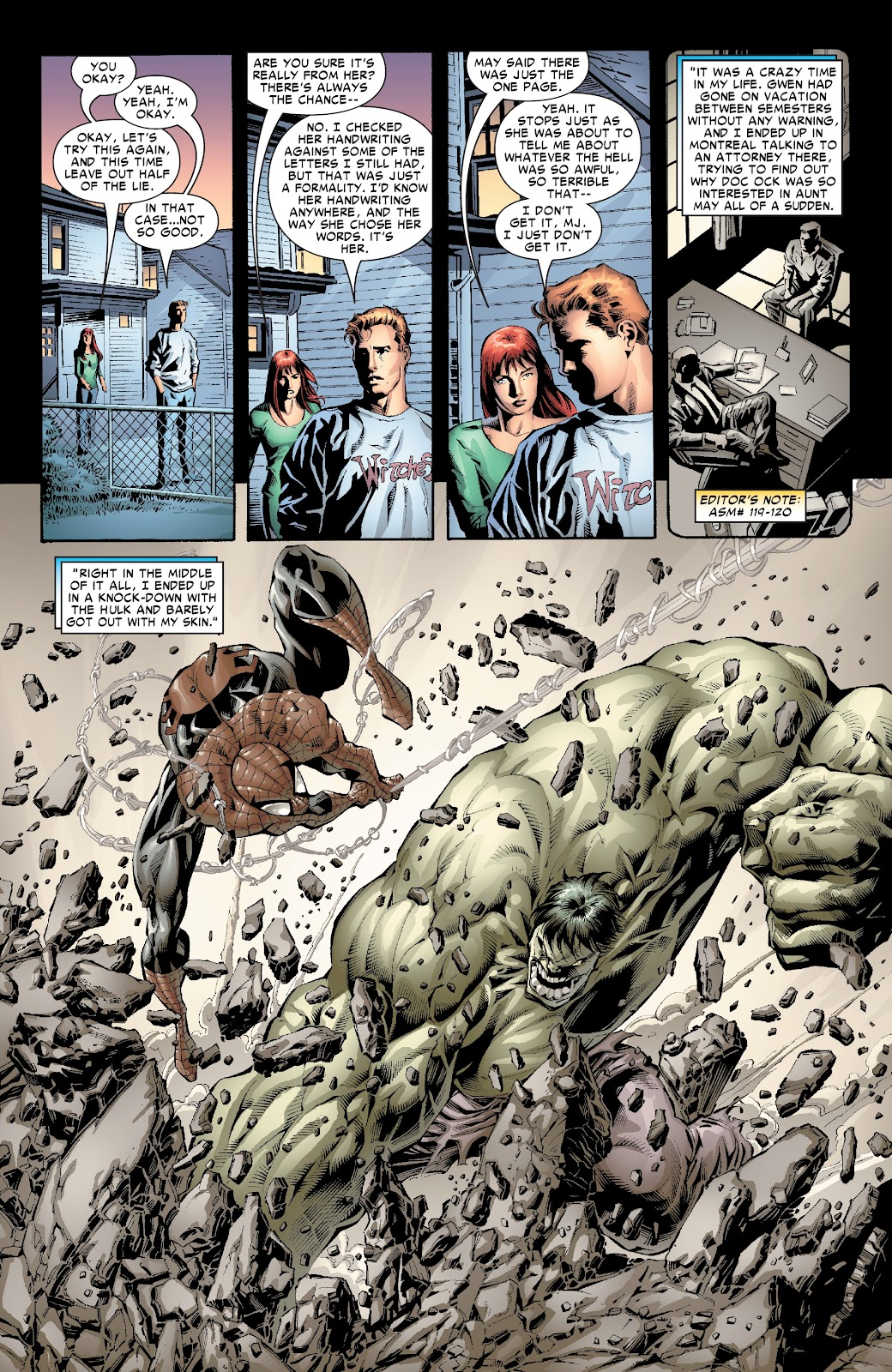 The Amazing Spider-Man by JMS Ultimate Collection issue TPB 3 (Part 2) - Page 48