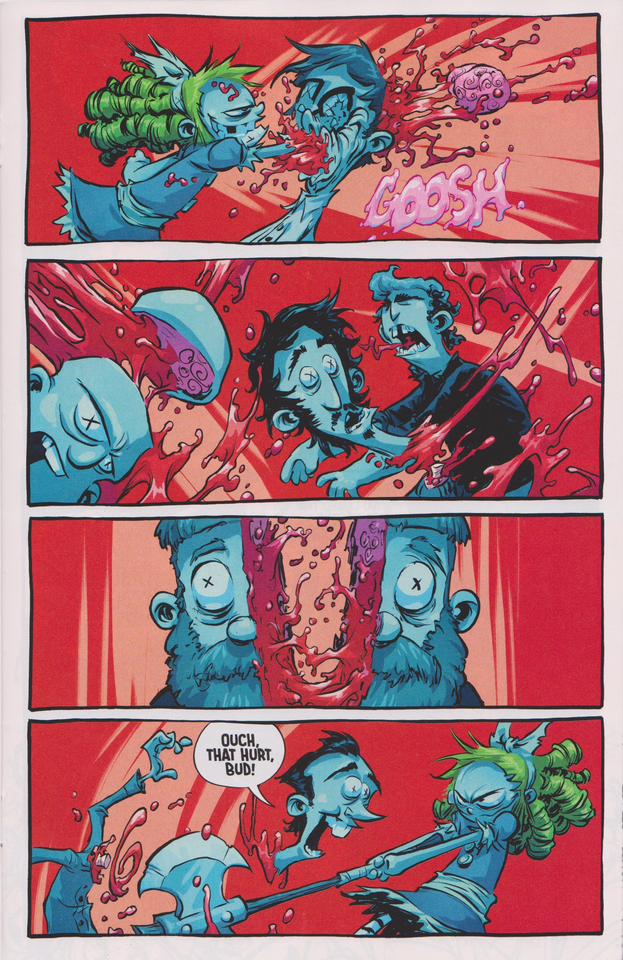 Read online Free Comic Book Day 2017 comic -  Issue # I Hate Image - 23