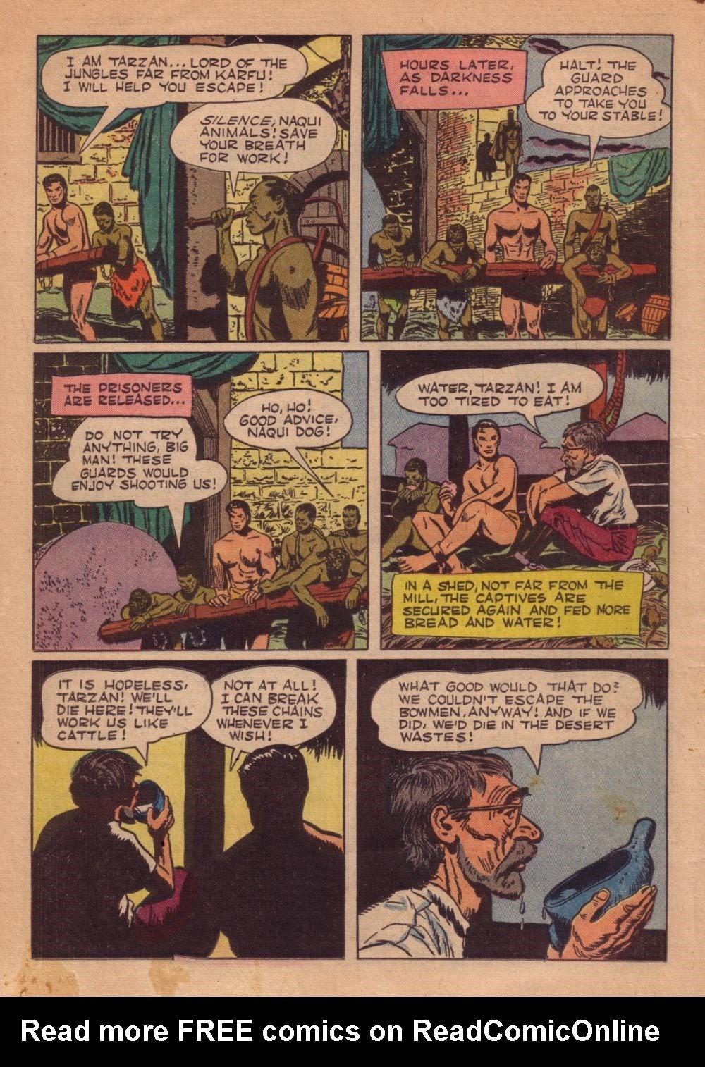 Tarzan (1948) issue 55 - Page 10