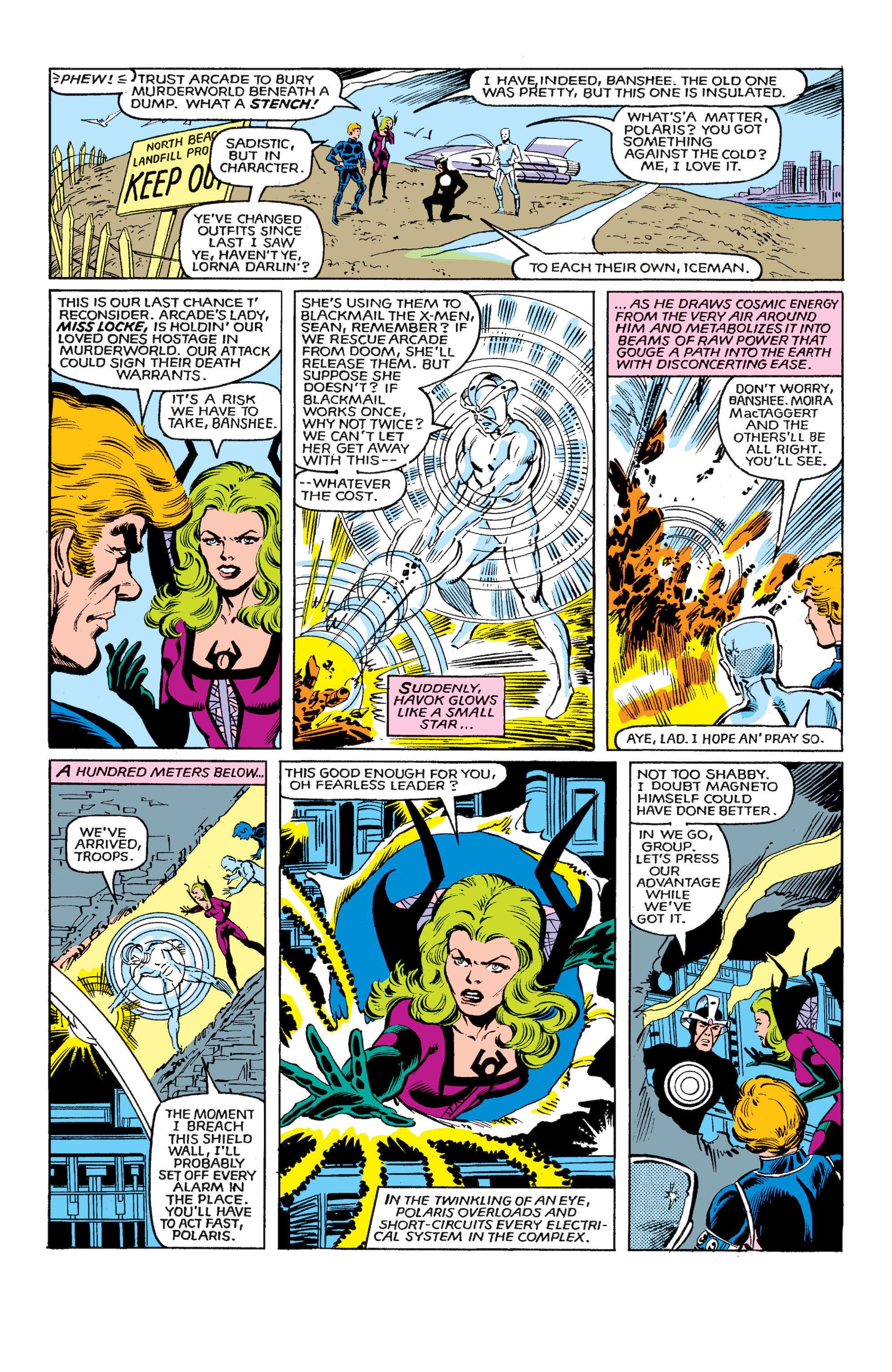 Read online Uncanny X-Men (1963) comic -  Issue #146 - 10