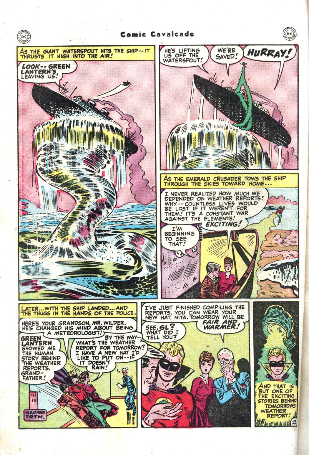 Comic Cavalcade issue 26 - Page 38