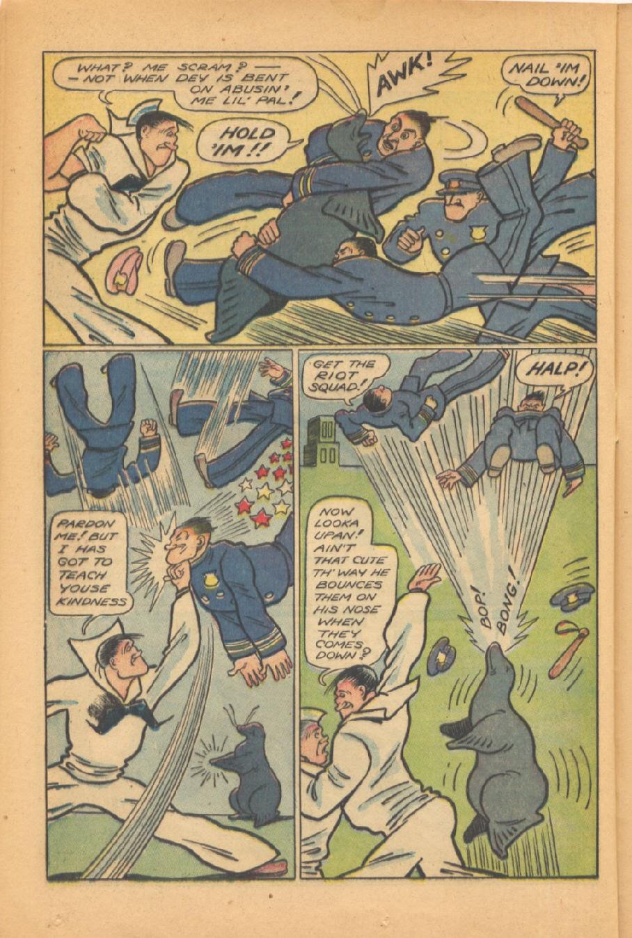Read online Super-Magician Comics comic -  Issue #38 - 32