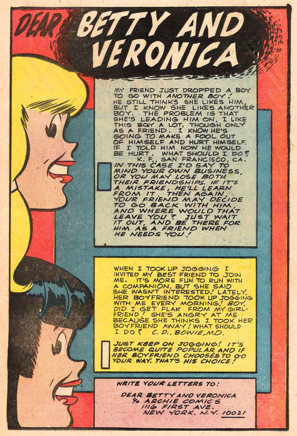 Read online Archie's Girls Betty and Veronica comic -  Issue #276 - 11