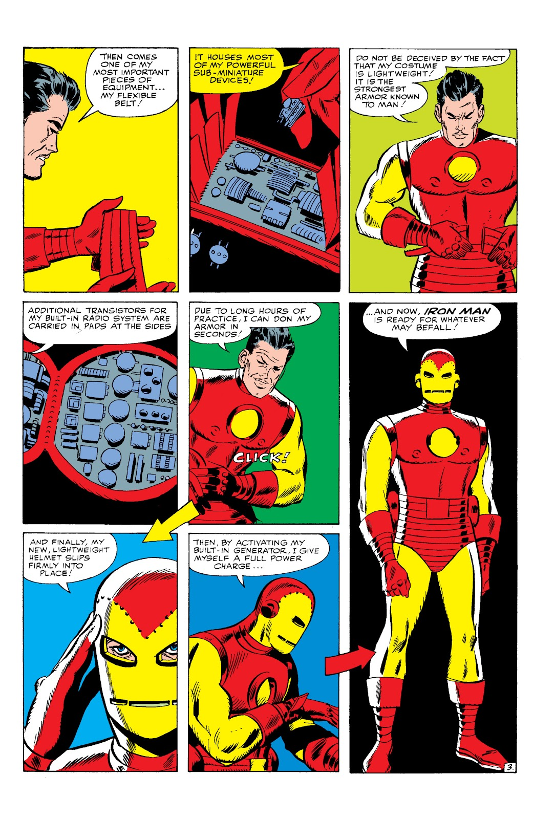 Read online Marvel Masterworks: The Invincible Iron Man comic -  Issue # TPB 2 (Part 1) - 77