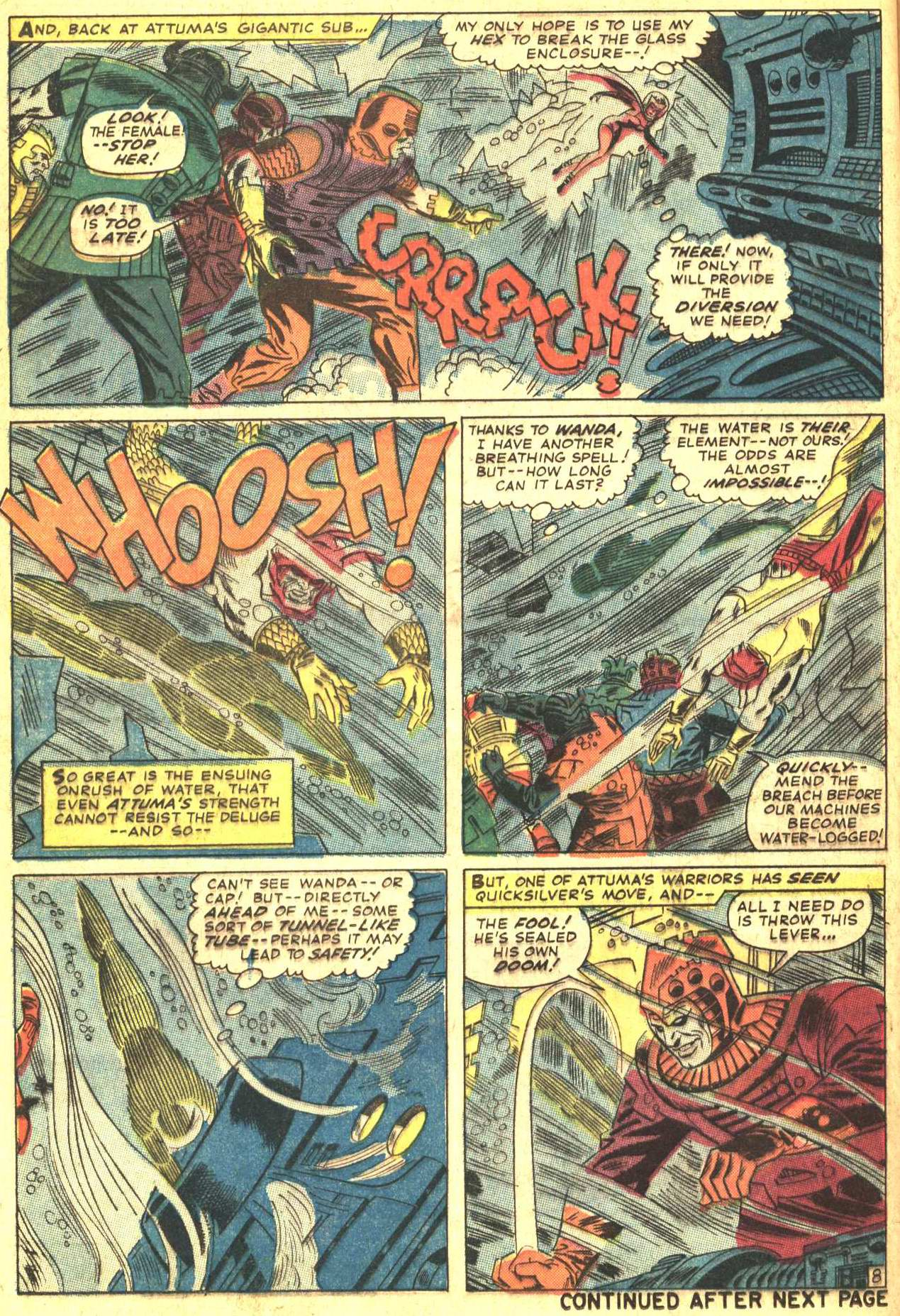 The Avengers (1963) 27 Page 9