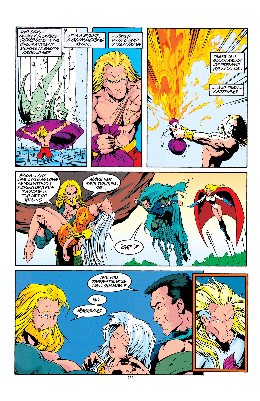 Read online Aquaman (1994) comic -  Issue #25 - 22