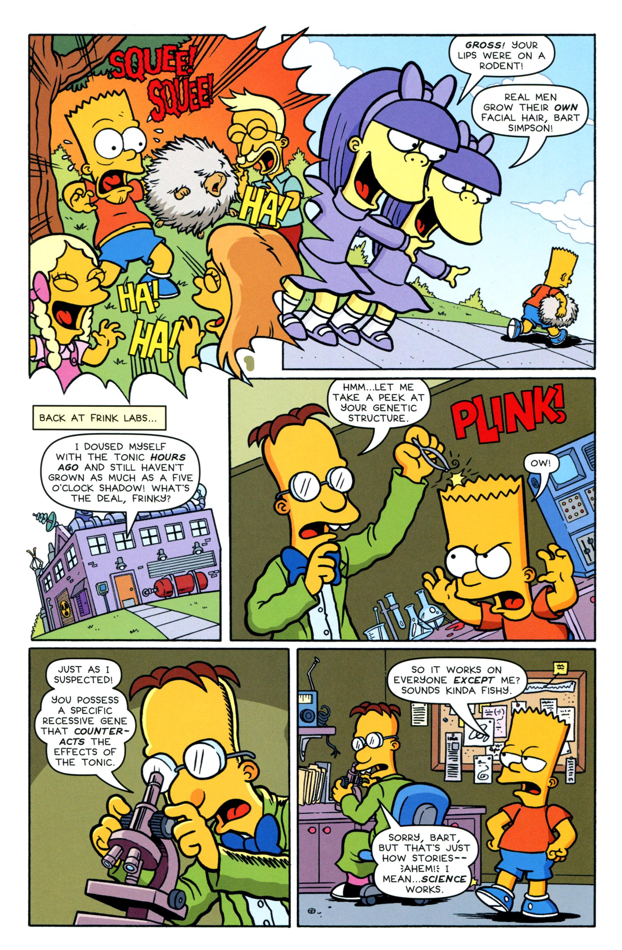 Read online Simpsons Comics Presents Bart Simpson comic -  Issue #89 - 8