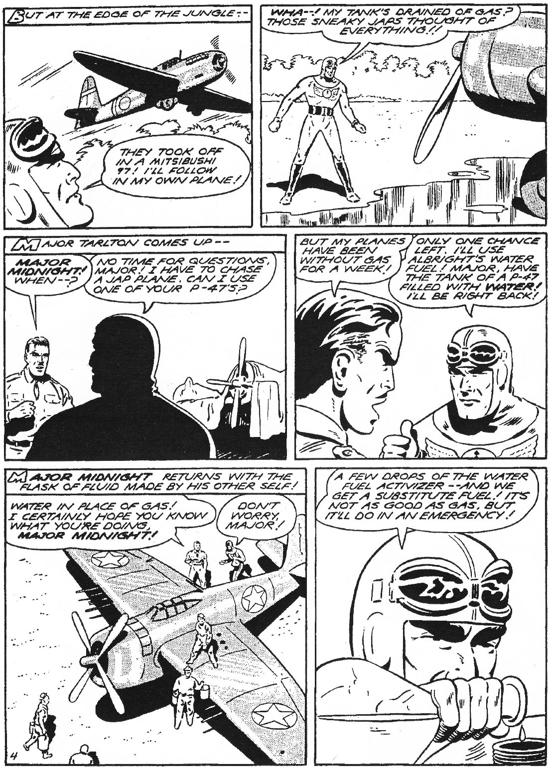 Read online Men of Mystery Comics comic -  Issue #61 - 44