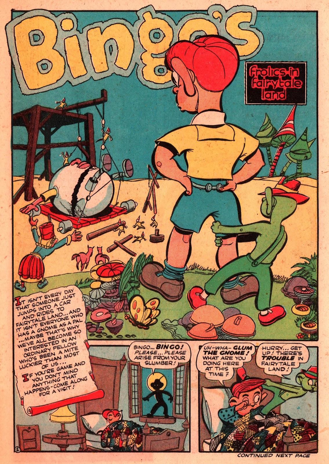 Jingle Jangle Comics issue 2 - Page 13