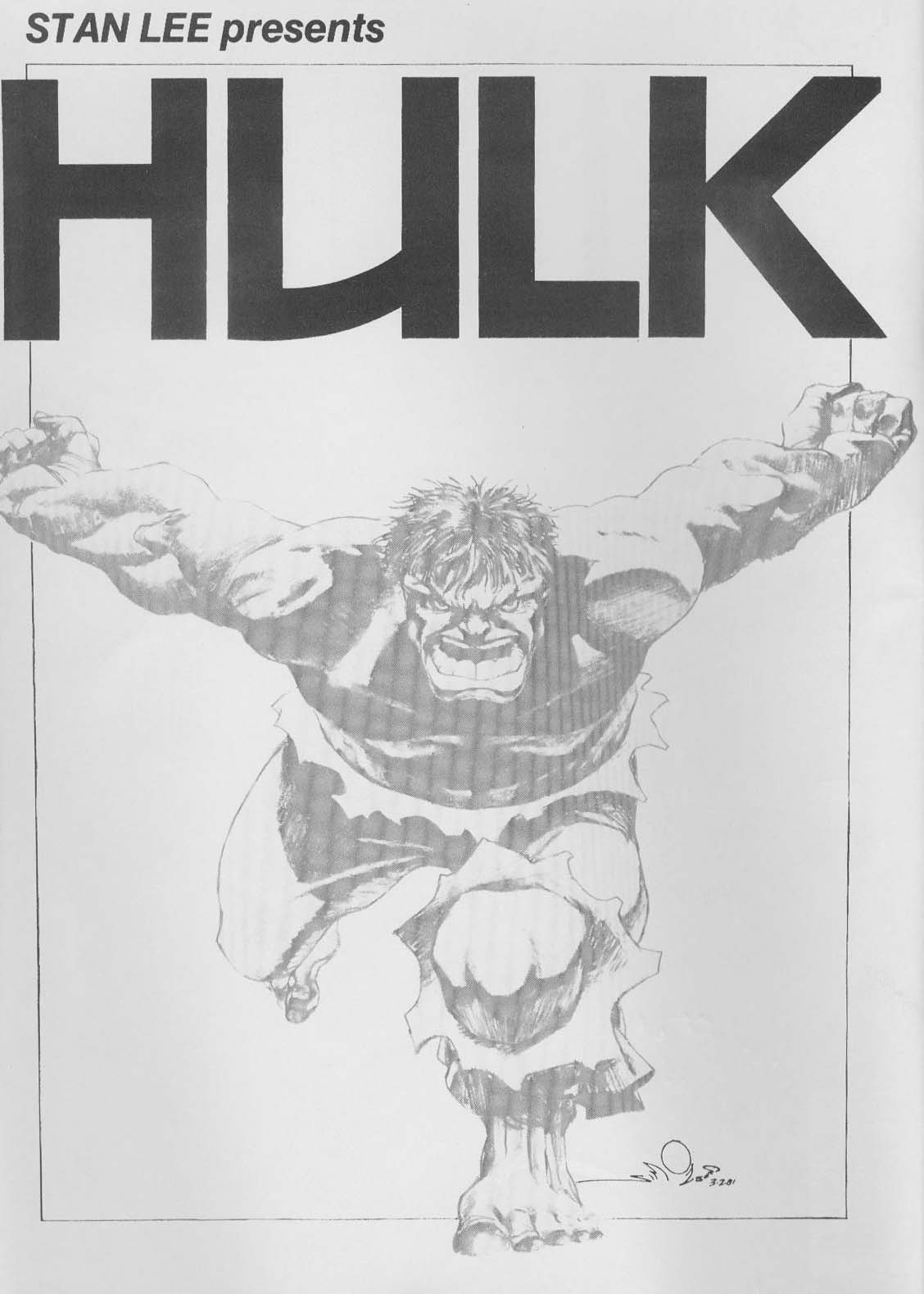 Hulk (1978) issue 27 - Page 2