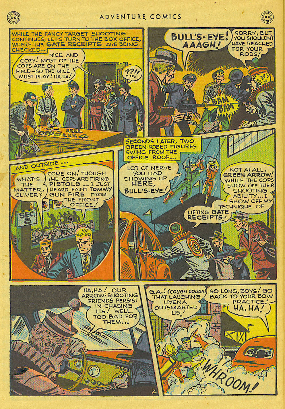 Read online Adventure Comics (1938) comic -  Issue #131 - 26