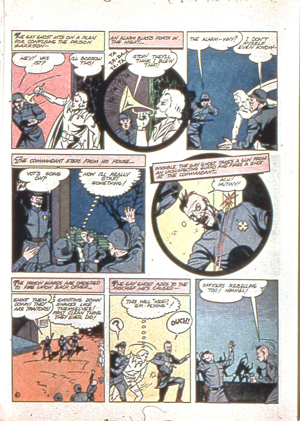 Read online Sensation (Mystery) Comics comic -  Issue #6 - 42