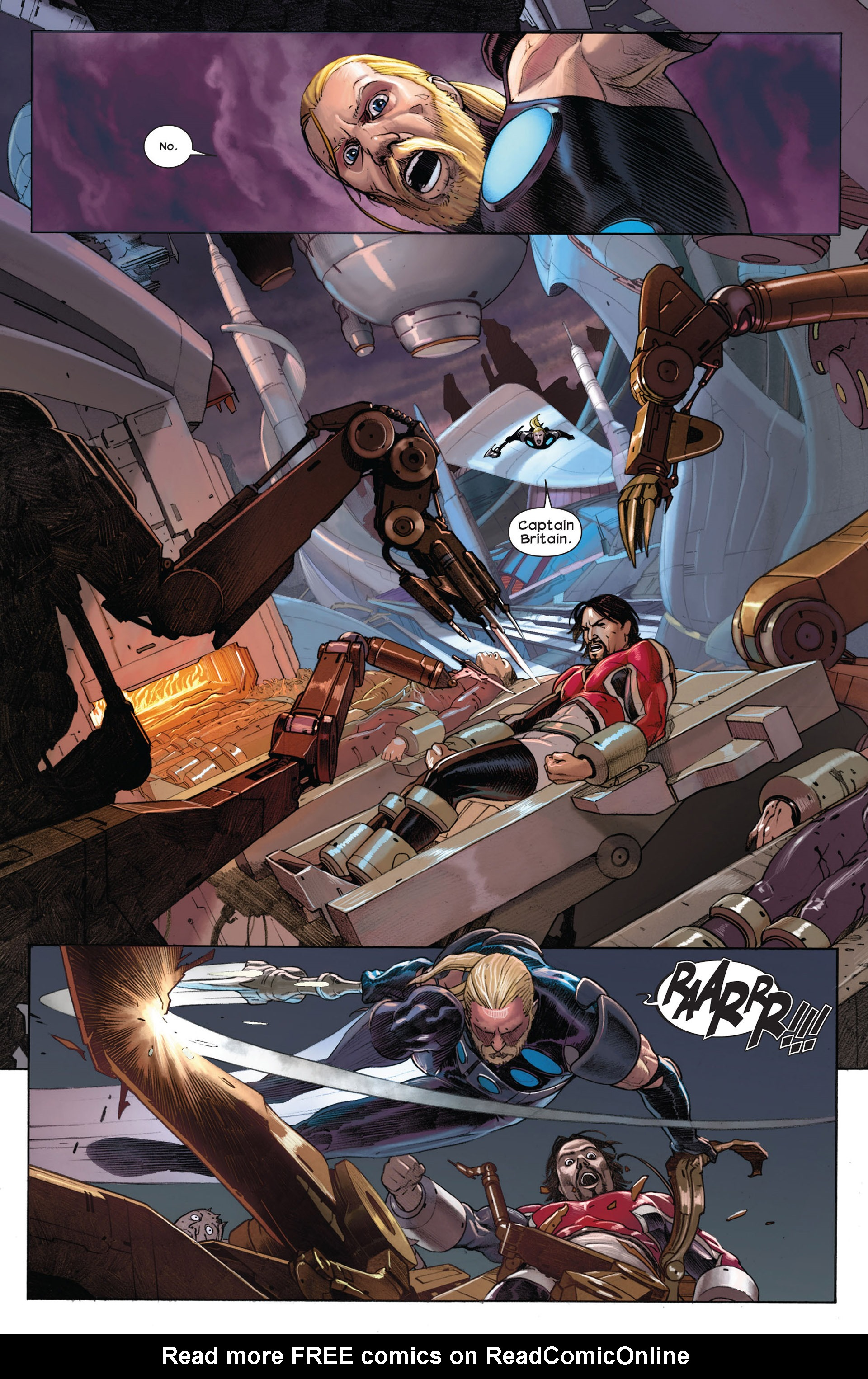 Read online Ultimate Comics Ultimates comic -  Issue #4 - 7
