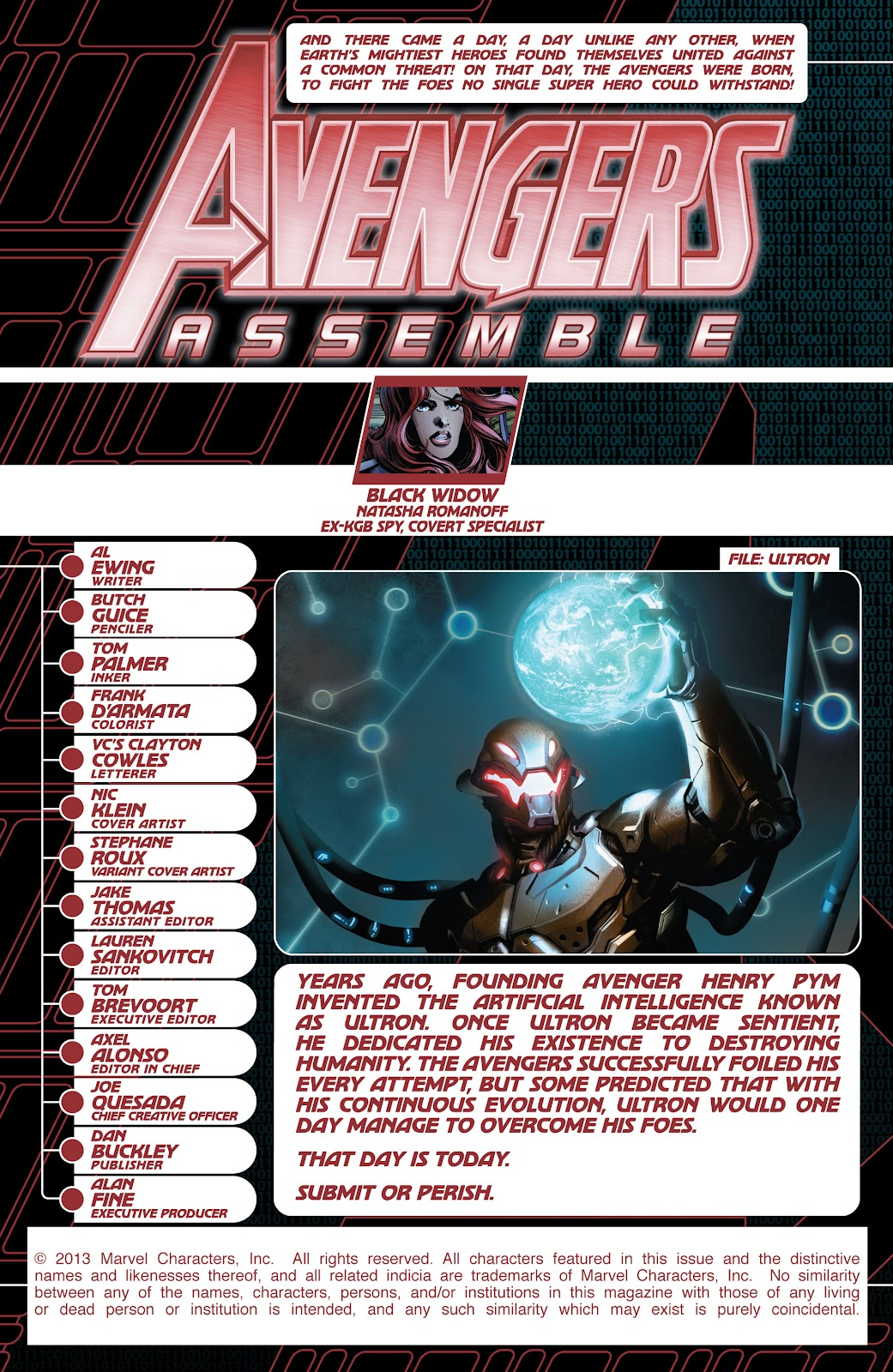 Read online Age of Ultron Companion comic -  Issue # TPB (Part 1) - 4