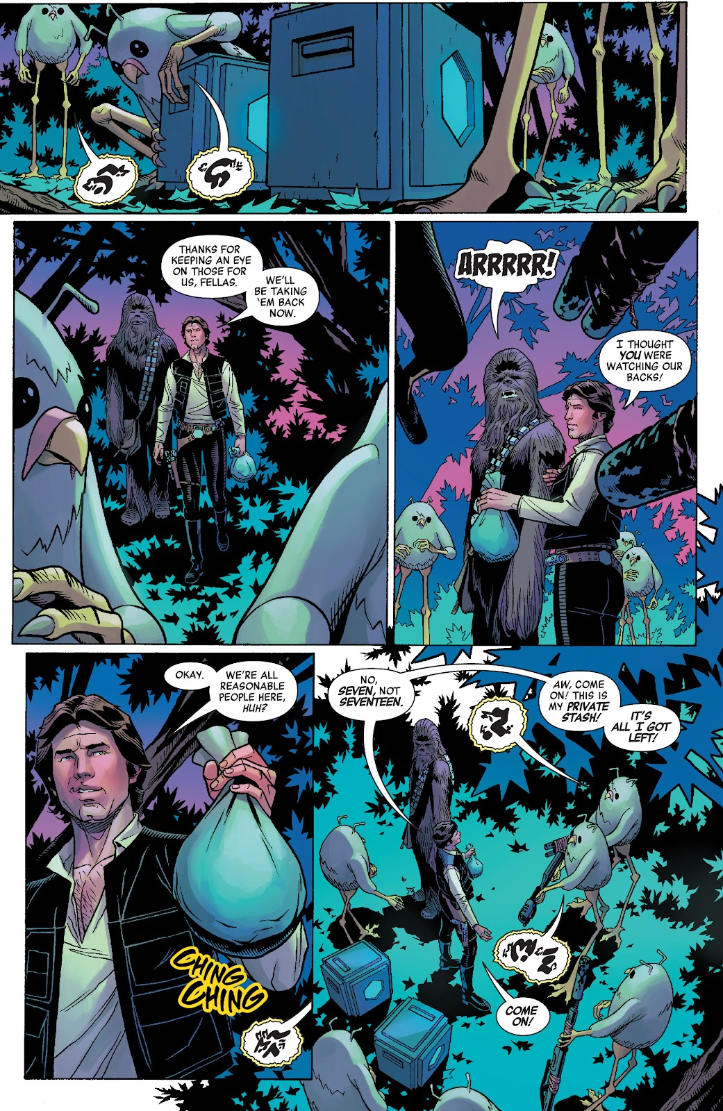 Read online Star Wars: Age of Rebellion - Heroes comic -  Issue # TPB - 45